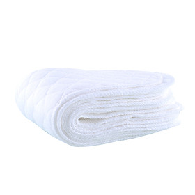 Tã Vải Cotton Có Thể Giặt Tái Sử Dụng Cho Bé (10 Cái)