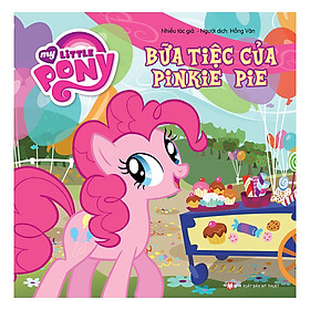 My Little Pony - Bữa Tiệc Của Pinkie Pie