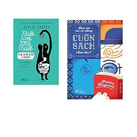 Combo 2 cuốn sách:  Ruột ơi là ruột +  Làm sao nói về những cuốn sách chưa đọc?