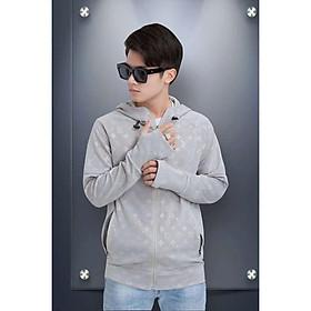 Áo chống nắng nam dập vân, áo khoác chống nắng chất vải poly dày dặn đủ size cho nam và nữ N03