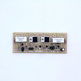 Mạch Tăng Áp Inverter 12VDC TO 220VAC CV1241 ( Đỏ )
