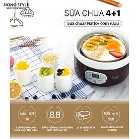 Máy Làm Sữa Chua LOTOR TW-303A - Hàng Chính Hãng