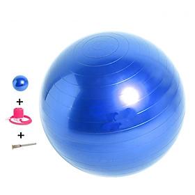 Bóng Tập Yoga, Bóng Yoga Tròn Cỡ Đại 75cm Cao Cấp - Chính Hãng (Hàng nhập khẩu)-4