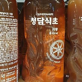 Cheongdam Life Grapefruit Vinegar 650ml