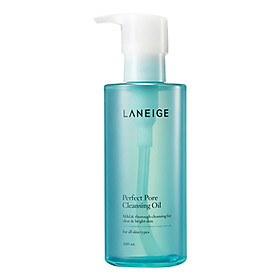 Dầu Tẩy Trang LANEIGE Perfect Pore Cleansing Oil 250ml