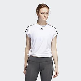 Áo Thun Thể Thao Nữ Adidas App 3S Tie Tee 050719