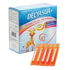 Combo 2 hộp Siro Delyasua+ giúp bé yêu ăn ngon và tăng cường sức đề kháng