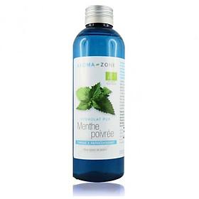 Nước Tinh Chất Bạc Hà Aroma Zone - Hydrosol Peppermint Organic 200ml