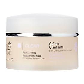 Kem dưỡng da trắng sáng dành cho da xỉn màu Helio Clear Clarifying Cream 50ml