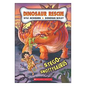 Dinosaur Rescue #2: Stego-Snottysaurus