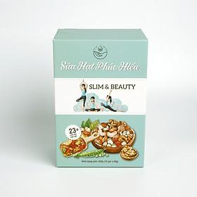 Sữa Hạt Phúc Hiếu Slim & Beauty Dành Cho Người Giảm Cân (450g/ hộp 15 gói)