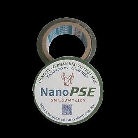 Bộ 2 cuộn băng keo điện NANO 0.017M- 9.14M