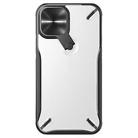 Ốp Lưng Nillkin Cyclops Cho iPhone 12 & 12 Pro / iPhone 12 Pro Max - Hàng Nhập Khẩu