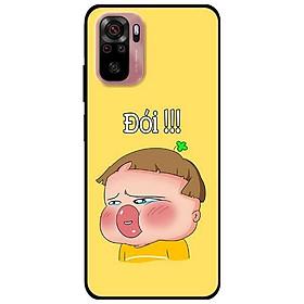 Ốp lưng dành cho Xiaomi Xiaomi Redmi Note 10 - Redmi Note 10 Pro - mẫu Quỳnh Đói