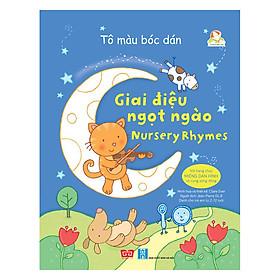 Tô Màu Bóc Dán - Giai Điệu Ngọt Ngào - Nursery Rhymes