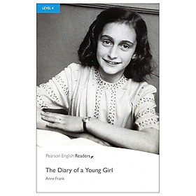 Level 4: The Diary Of A Young Girl Book And MP3 Pack (Pearson English Graded Readers)