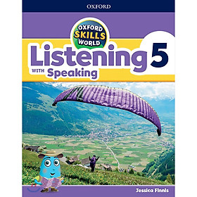 Oxford Skills World 5 Listening with Speaking Student's Book / Workbook