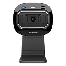Webcam Cho Laptop Microsoft LifeCam HD-3000 - Hàng Chính Hãng