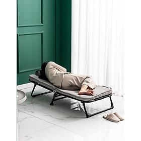 Ghế gấp thông minh kiêm giường ngủ em ái ngồi làm việc đọc sách và ngủ thư giãn - Hàng chính hãng