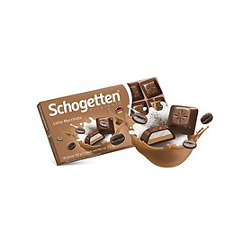 Sôcôla Thanh 13 Vị Schogetten - Latte Machiato - 100g