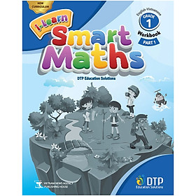 i-Learn Smart Maths Grade 1 Workbook Part 1 (ENG-VN)