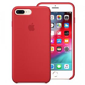 Ốp lưng silicon case cho iPhone 7 Plus / 8 Plus chống sốc chống bám bẩn - Hàng nhập khẩu