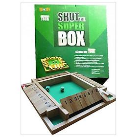Đấu Trường Four (Shut The Super Box)