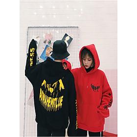 Áo hoodie cặp Unisex THD5 ( Hàng Loại 1 Cao Cấp)