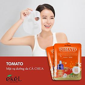Combo 10 mặt nạ tặng 3 mặt nạ EKEL Tomato ULtra Hydrating Essence Mask