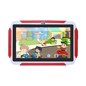 Q98 7 inch Kids Tablet-PC with Dual Cameras 1+16G Quad-Core Wi-Fi Tablet-PC Pad