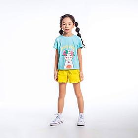 Áo bé gái-Sweet Flower Kitty M.D.K CGSUM19T02