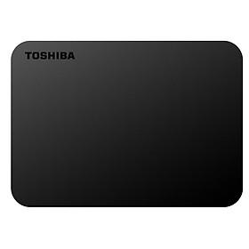 Ổ Cứng HDD Gắn Ngoài Toshiba HDTB4 - Hàng Chính Hãng