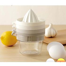 Bộ 5 dụng cụ vắt cam, tách trứng, dằm nhuyễn, định lượng và bảo quản thực phẩm - Hàng nội địa Nhật Bản