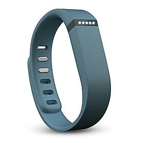 Flex FitBit FB401SL-CAN Activit sans fil + sommeil ardoise bracelet