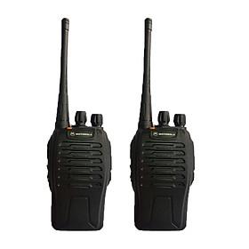 Bộ 2 máy bộ đàm Motorola GP 668