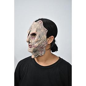 Mặt nạ Halloween ác quỷ khâu miệng