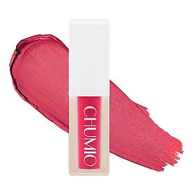 Son Kem Lì CHUMIO Matte Lipstick 100% thiên nhiên - 8 màu lựa chọn