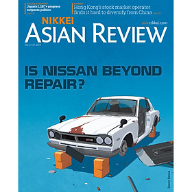 [Download sách] Nikkei Asian Review: Is Nissan Beyond Repair? - 41.19