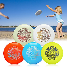 9.8 Inch 145g Plastic Flying Discs Outdoor Play Toy Sport Disc for Juniors-2
