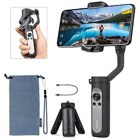 Tay cầm chống rung Gimbal Hohem iSteady X - tay cầm chống rung 3 trục cho điện thoại nhẹ nhất thế giới - Hàng chính hãng