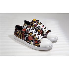 Giày Sneaker Unisex Thời Trang Beerlife