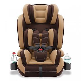 Ghế ngồi phụ dày cao cấp trên xe hơi, ô tô bảo vệ an toàn cho bé