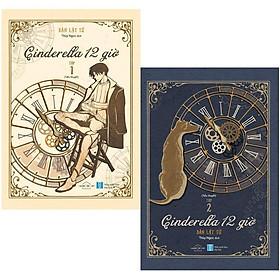 Sách - Cinderella 12 Giờ (Tập 1+2) (tặng kèm bookmark)