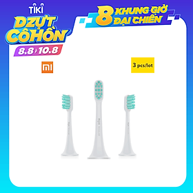 Đầu Thay Thế Bàn Chải Điện Xiaomi MiJia Sonic (3 Cái)