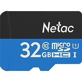 Thẻ Nhớ Netac Micro SD Class 10