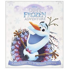 Disney - Frozen: Olaf's Frozen Adventure (Picture Bk Pb Disney)