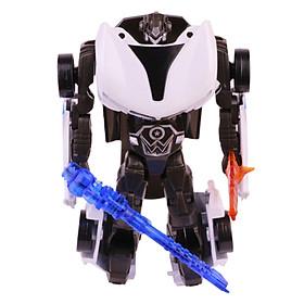 Robot Biến Hình Siêu Xe BKK 91503-BN/WH