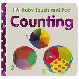 Baby Touch and Feel Numbers 1, 2, 3