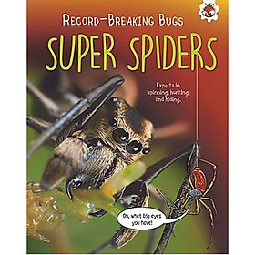 Record Breaking Bugs : Super Spider