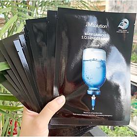 Hộp 10 Mặt Nạ Dưỡng Ẩm, Làm Dịu Da JM Solution Water Luminous S.O.S Ringer 30ml x 10